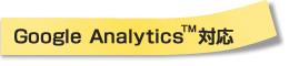 Google Analytics TM 対応